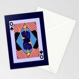 Claire - A Modern Lady Macbeth- Version 2 Stationery Cards