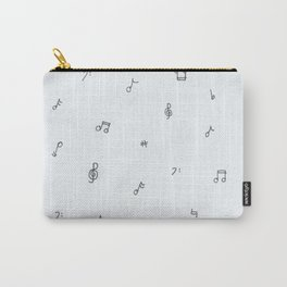 Music - The Busies  Carry-All Pouch