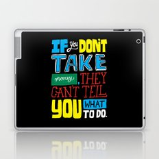 The key to the whole thing Laptop & iPad Skin