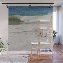 Gliding Surf Wall Mural