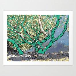 Costa Brava Art Print