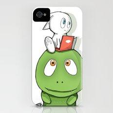 A Friend and A Dream Slim Case iPhone (4, 4s)