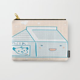 Milky Milk Carry-All Pouch