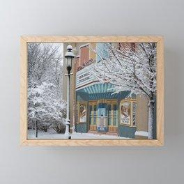 Theater Art Framed Mini Art Print