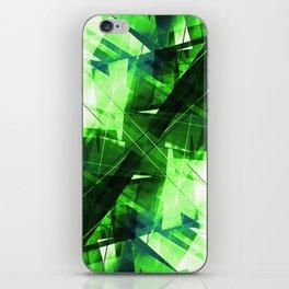 Elemental - Geometric Abstract Art iPhone Skin