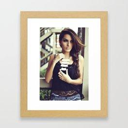 Melanie Ramon  Framed Art Print