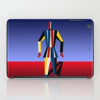 soldier iPad Cases featuring TIN SOLDIER by THE USUAL DESIGNERS