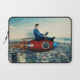 rocket speed Laptop Sleeve