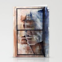 mirror Stationery Cards featuring mirror by Andreas Derebucha