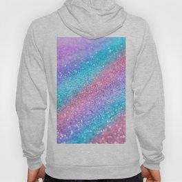Rainbow Princess Glitter #2 #shiny #decor #art #society6 Hoody