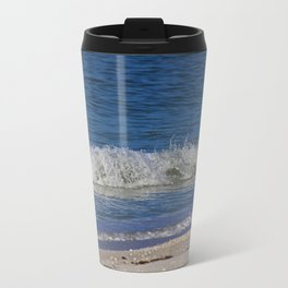 A Wave is But a Whisper Travel Mug