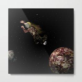 Spacewalk Dream #2 Metal Print