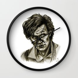 Always Remember (Eleventh Doctor) Wall Clock
