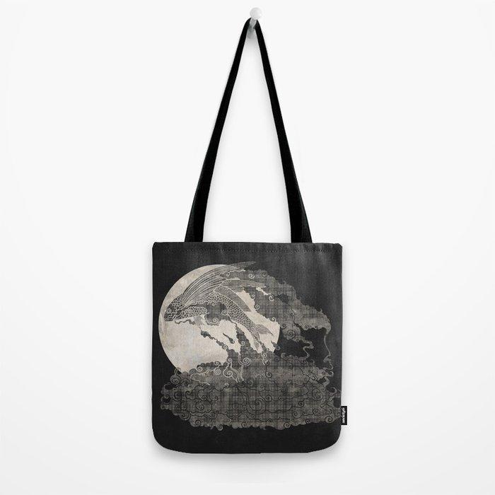 Ocean Moon  Tote Bag