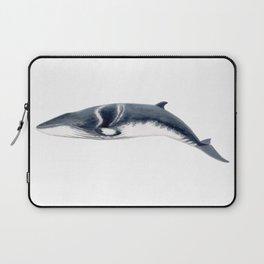 Baby Minke whale Laptop Sleeve