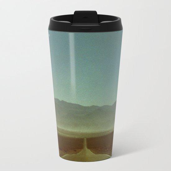Enter the Sandman Metal Travel Mug
