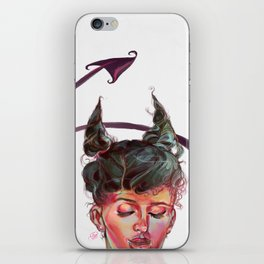 Not Your Kind Of People iPhone Skin