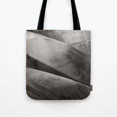 Painted Hills Monochrome Tote Bag