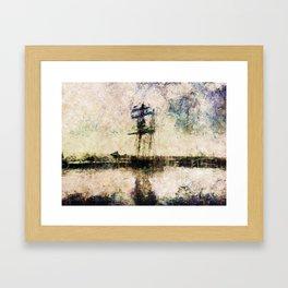 A Gallant Ship Framed Art Print
