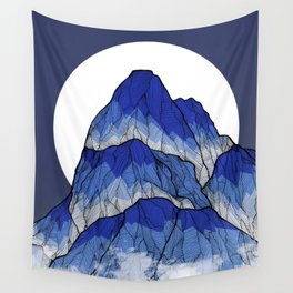 The highest peak Wall Tapestry