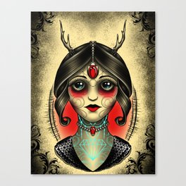 Jewel Canvas Print