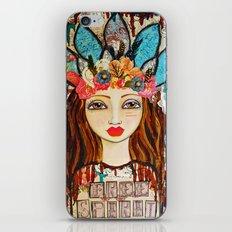 Free Spirit iPhone & iPod Skin