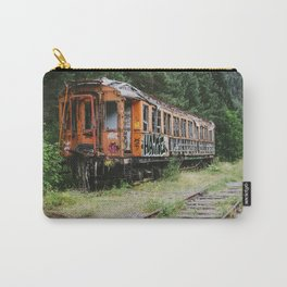 Train to the woods Carry-All Pouch