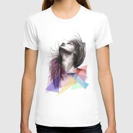Crystalised // Fashion Illustration  T-shirt
