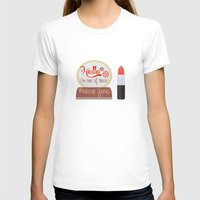 makeup T-shirts featuring Makeup Guru by PhraseCrowd
