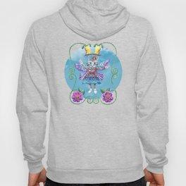 Angel Kitty (Turquoise) Hoody