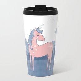Unicorn hills Travel Mug