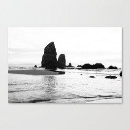 Canon Beach, OR 1 of 2 Canvas Print