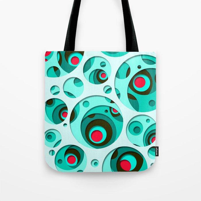 INTERAREA #10 Tote Bag