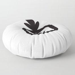 Cock Floor Pillow