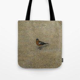 Bird in New Zealand Tote Bag