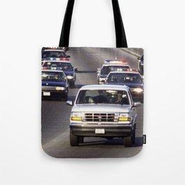 OJ Simpson Car Chase Umhängetasche