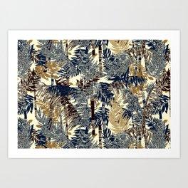 Ayawasca Art Print