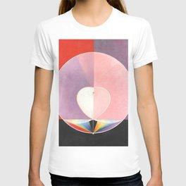"""Hilma af Klint """"The Dove, No. 02, Group IX-UW, No. 26"""" T-shirt"""