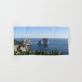 I Faraglioni di Capri Hand & Bath Towel
