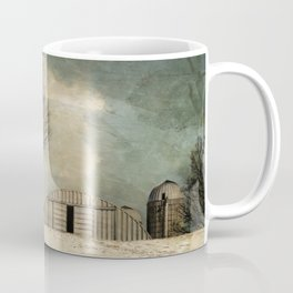 Winter Farmlands Coffee Mug