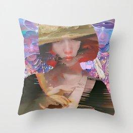 BRESS Throw Pillow