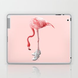 SNEAKER FLAMINGO Laptop & iPad Skin
