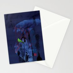 Fade Into The Blue-模糊的记忆 Stationery Cards