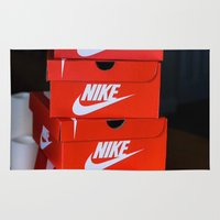 nike Area & Throw Rugs featuring Nike by I Love Decor
