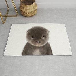 Baby Otter Rug