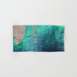 Green Entropy I Hand & Bath Towel