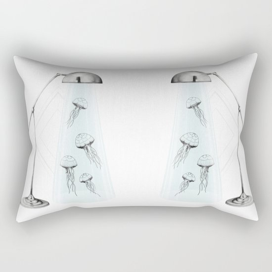 The Magic Of Light Rectangular Pillow