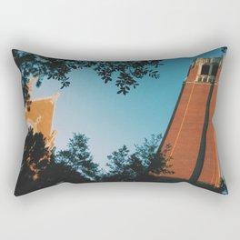 Swamp Sunsets Rectangular Pillow