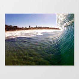 California Dreaming - Encinitas, CA Canvas Print