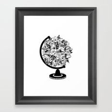 What a Wonderful World Framed Art Print